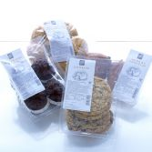 Emballagedesign private label Cookies kager ISO Packaging Design