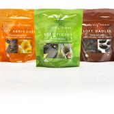 Emballagedesign private label Natures Finest frugt Dansk Supermarked Packaging Design