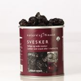 Emballagedesign private label Natures Finest svesker Dansk Supermarked Packaging Design