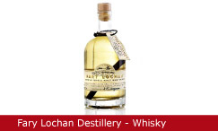 Emballagedesign Fary Lochan Destillery Whisky Packaging Design